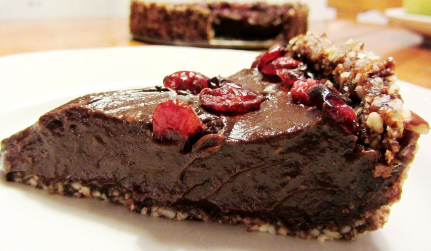 Най-вкусната шоколадова торта / The best raw chocolate cake