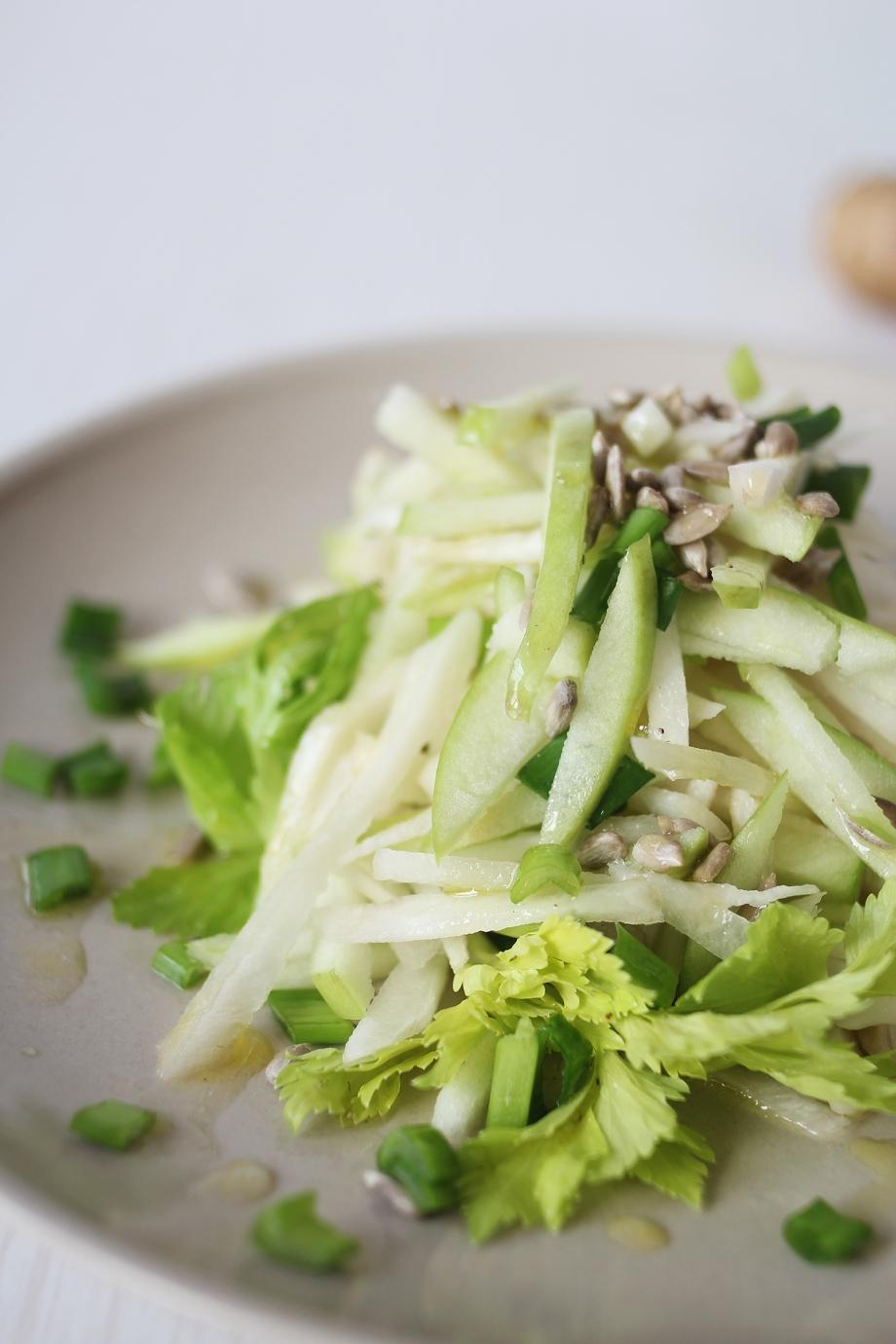 earth apple salad